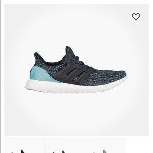 Men's Adidas Ultraboost Parley Running Shoes
